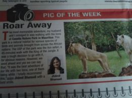 Article in ET_Travel Section