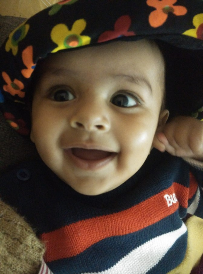 """Hey good Morning """" Always on the Click""""Mum..Guys M 5 month old Arham:) Check out my dashing images with mum;)"""