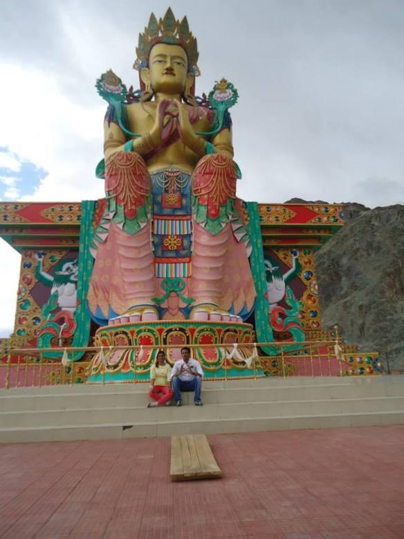 Future Buddha!!