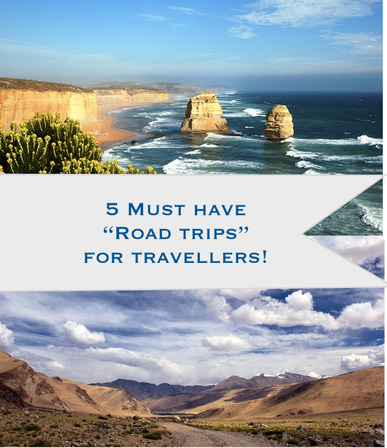 5 amazing road trip every traveller must do across the world